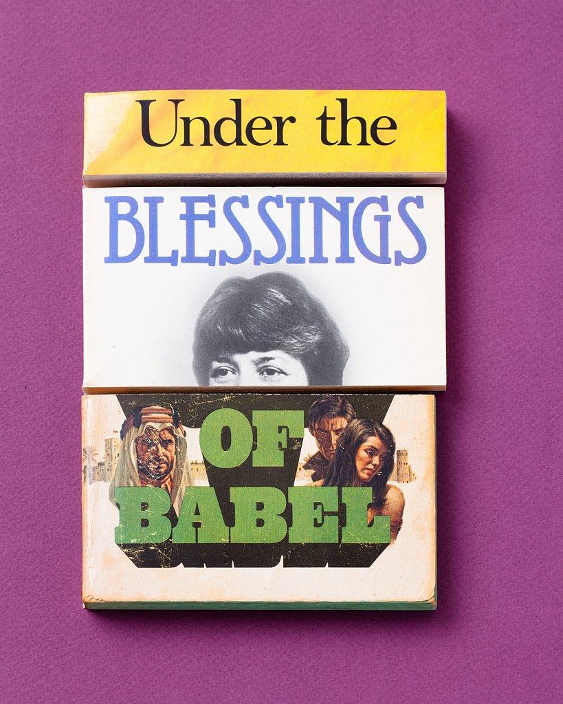 Babel Cut Up