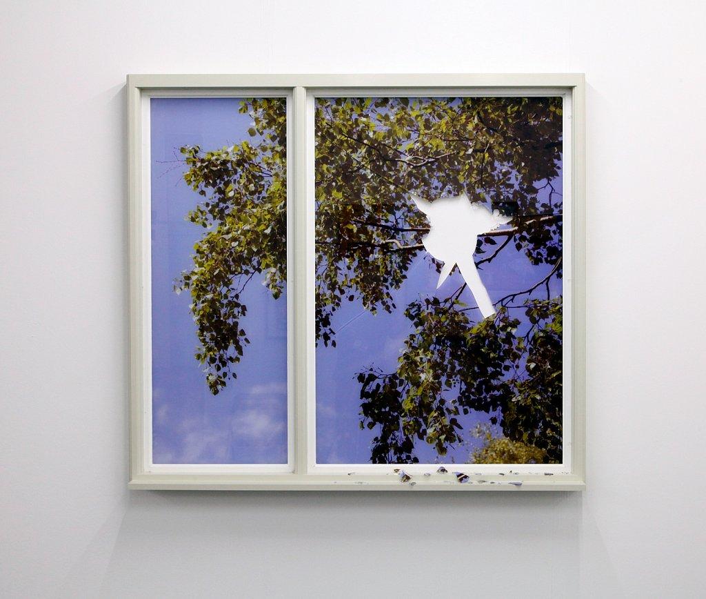 Le Passe-Muraille  (window)