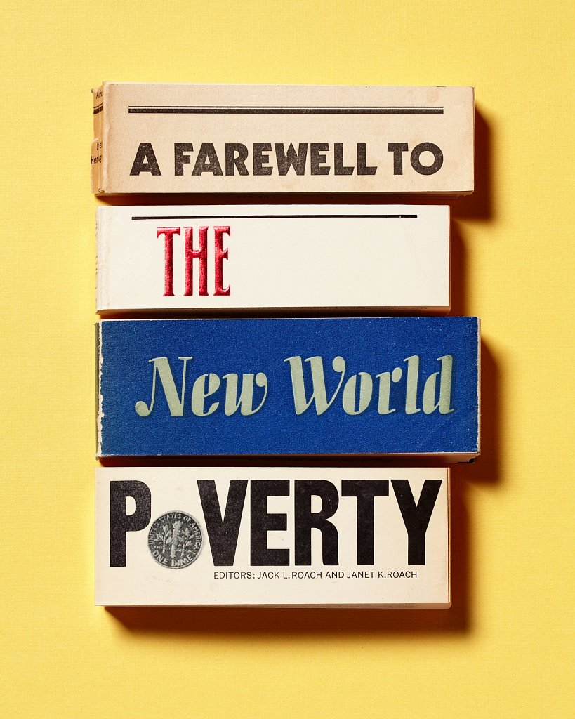 New World Poverty Cut Up