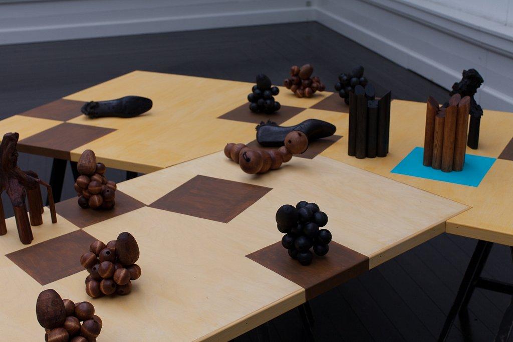 Chance Meeting of Magnus Carlsen and Hermann Rorschach